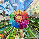 """Garden Mandala"" by Ariane"