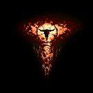 Pentagram - dream catcher by cglightNing