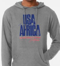 We Are the World Lightweight Hoodie