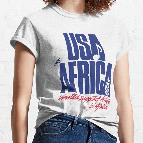 Wir sind die Welt Classic T-Shirt