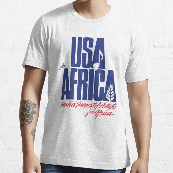 Nous sommes le monde T-shirt essentiel