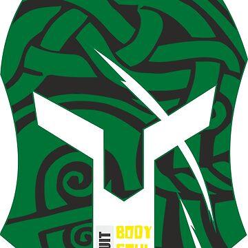 Spartan helmet by jcmeneses