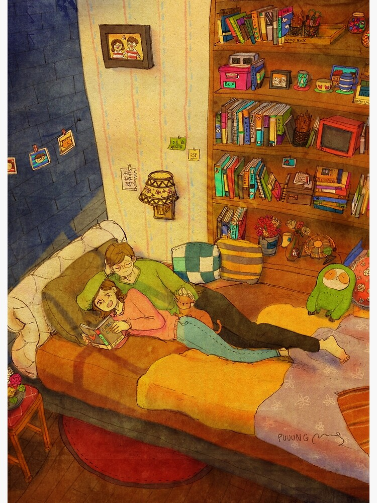 Read to me by puuung1