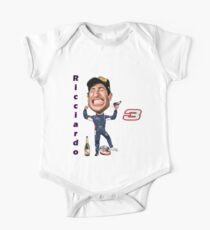 Support Daniel Ricciardo at the Races 2017 NEW Kids Clothes
