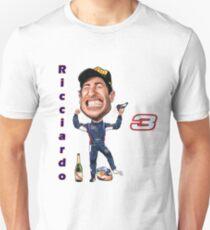 Support Daniel Ricciardo at the Races 2017 NEW T-Shirt
