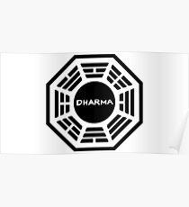 Dharma Initiative Poster
