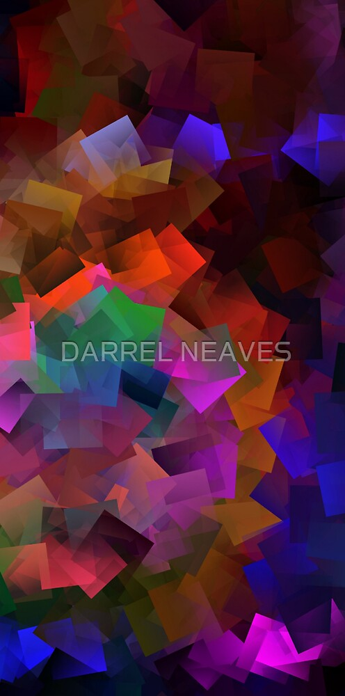 BoXeD by DARREL NEAVES