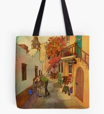 An outing Tote Bag