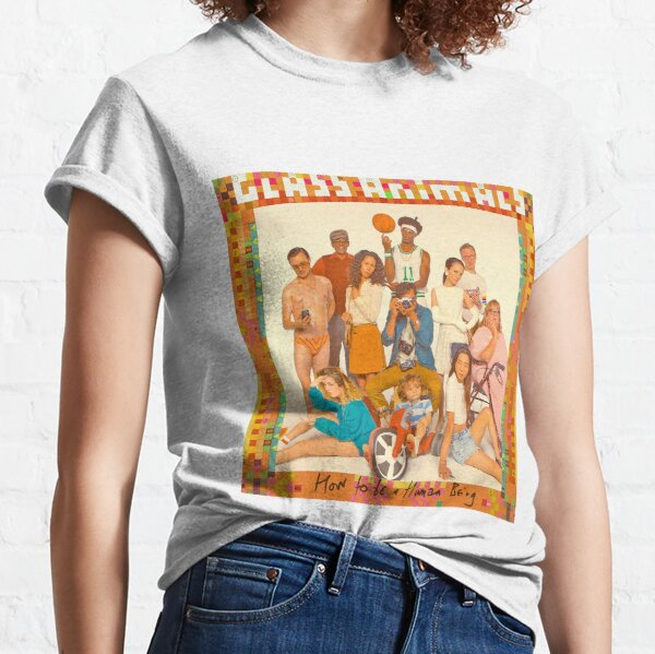 Glass Animals - album cover Classic T-Shirt