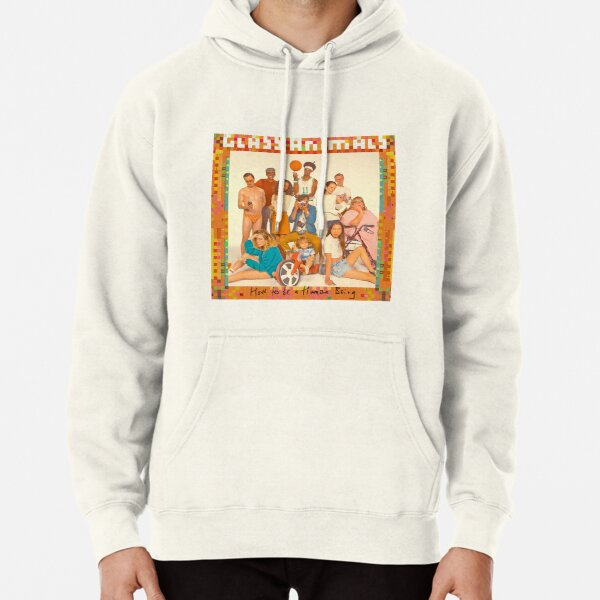Glass Animals - album cover Pullover Hoodie