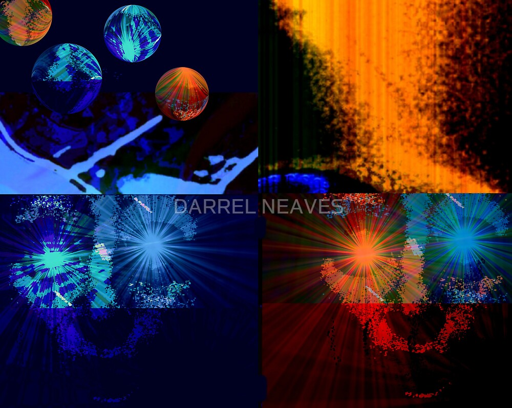 VISIONS AND DREAMS.. by DARREL NEAVES