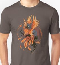 Avian Arsonist Unisex T-Shirt
