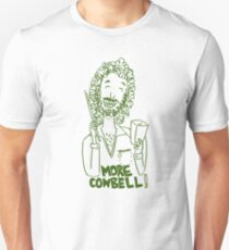 More cowbell - green image T-Shirt