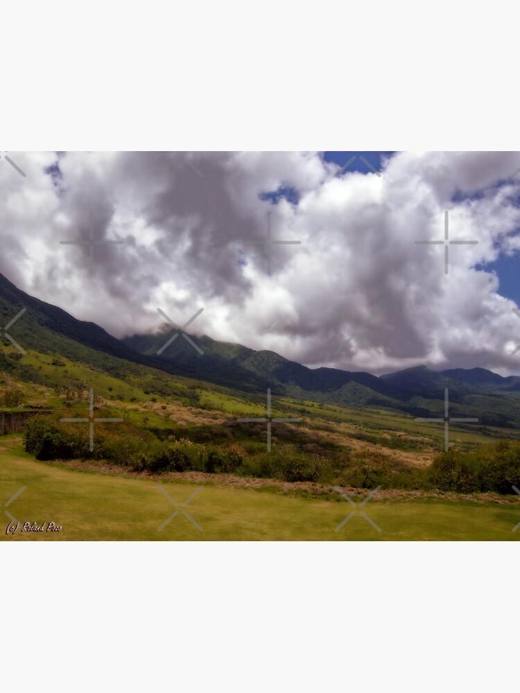 Mountain Clouds by photorolandi