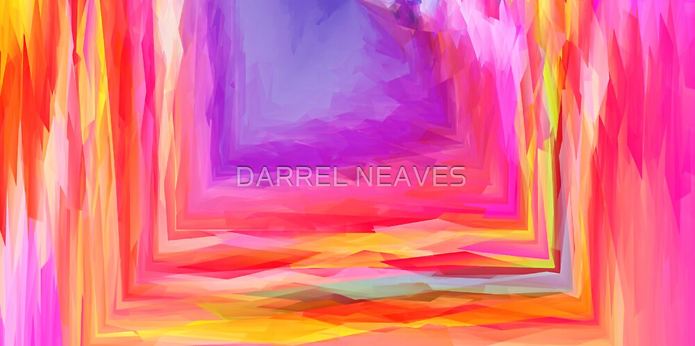 foot path by DARREL NEAVES