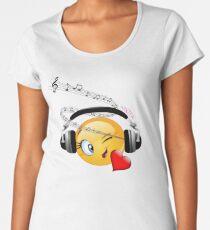 Personalised Emoji Women's Premium T-Shirt