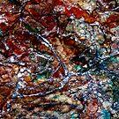 Silver Vein Gemstones by Dana Roper