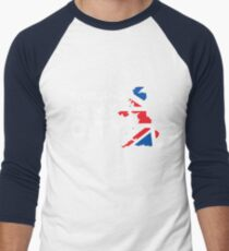 England Is My City Men's Baseball ¾ T-Shirt