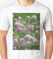 Crown Vetch at its peak Unisex T-Shirt