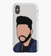 The Weeknd iPhone Case/Skin
