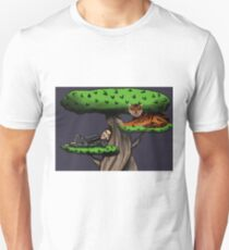 David Scwhimmer and Tiger in bonsai tree Unisex T-Shirt