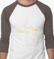 Michael Schumacher  Men's Baseball ¾ T-Shirt
