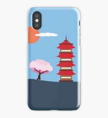 Kyoto Blossoms iPhone Case/Skin