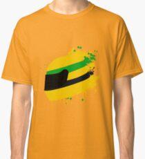 Ayrton senna helmet Classic T-Shirt