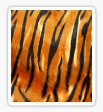 TIGER STRIPES Sticker