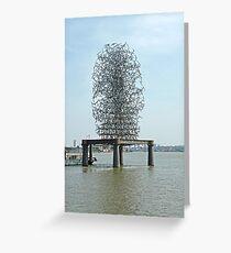 Greenwich Steel Greeting Card