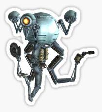 Fallout - Mister Handy Sticker