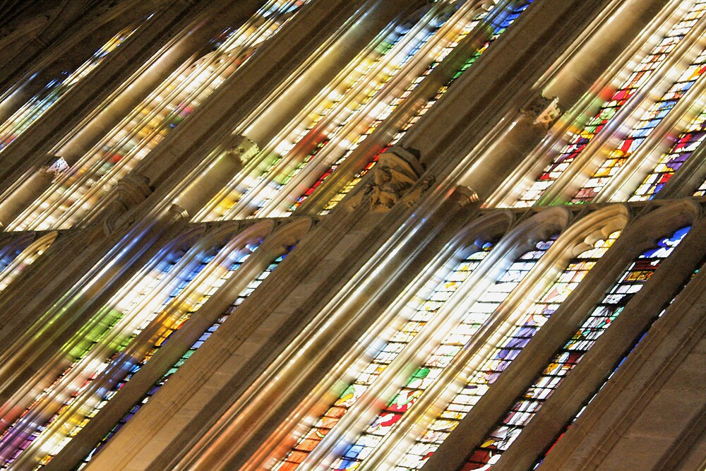 Stained Glass Windows by Judy Dean