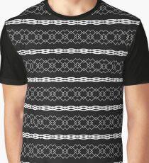 Interlink (black & white) Graphic T-Shirt