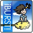 !BURST! - icon 2 by japu