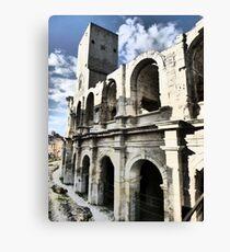 Arles Ampitheatre Canvas Print