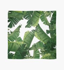 Banana Leaves Green  Scarf