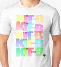 TRAMA MORE CONTRASTE Unisex T-Shirt