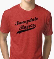 Sunnydale Slayers Tri-blend T-Shirt