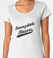Sunnydale Slayers Women's Premium T-Shirt