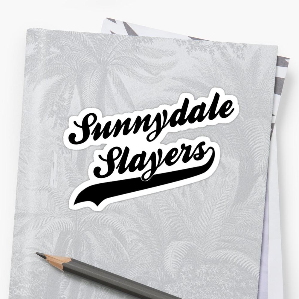 Sunnydale Slayers by zorpzorp