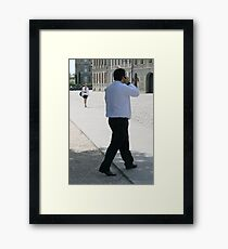 that's life Framed Print