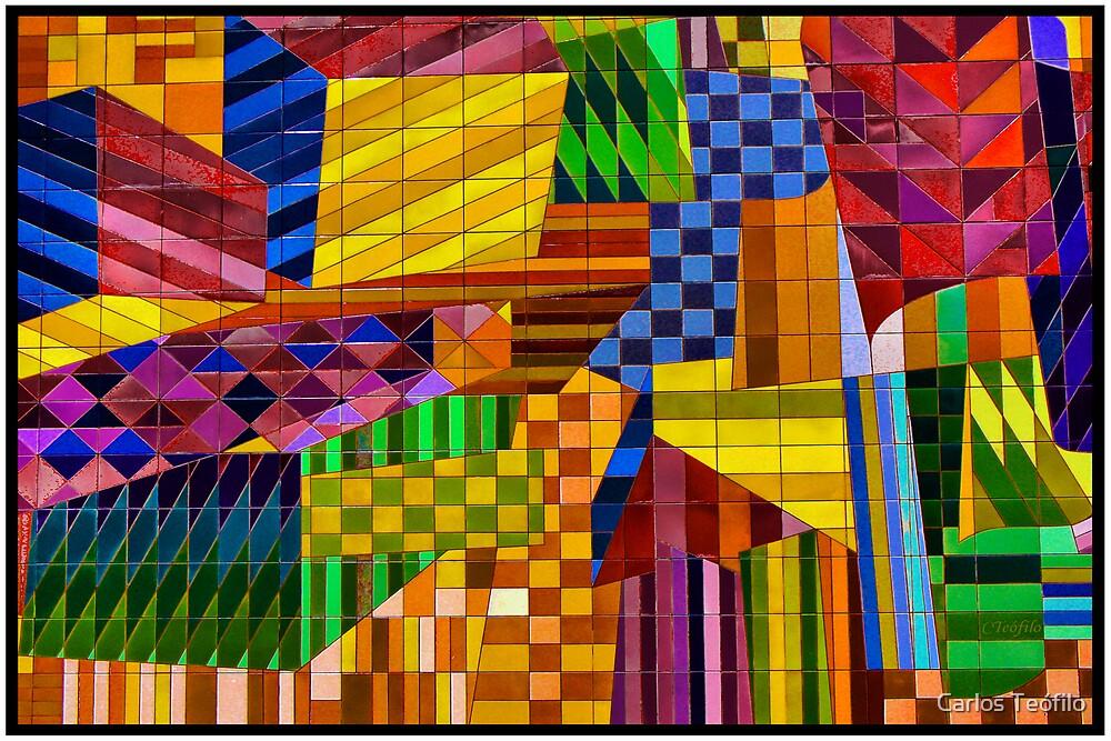 ARTE MURAL by Carlos Teófilo