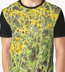 St. Jacobs Flowers with St. Jacobs Caterpillar   Graphic T-Shirt