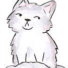 Fuss Cat by artdamnit