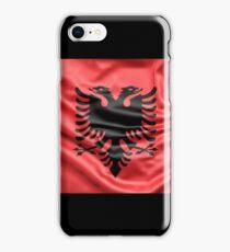 Albanian Flag iPhone Case/Skin