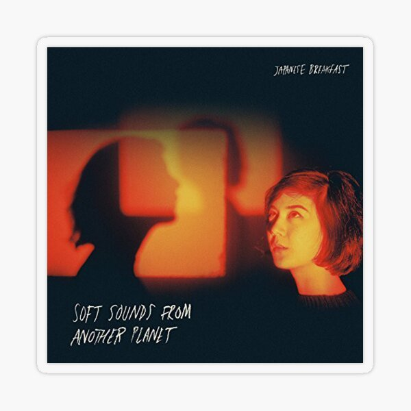 Japanese Breakfast – Road Head - Indie rock pop from The United states Transparent Sticker