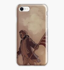 Ben Tallmadge Print iPhone Case/Skin