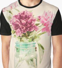 Vintage Garden Graphic T-Shirt