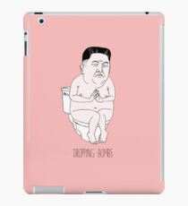 Dropping Bombs  iPad Case/Skin
