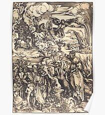 Albrecht Dürer or Durer The Babylonian Whore Poster